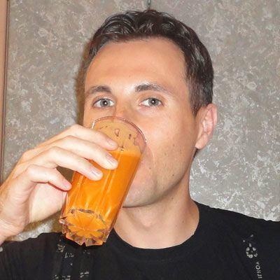 Dave Brik Juice Fountain