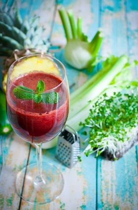 Celery and Beet Juice for weight loss