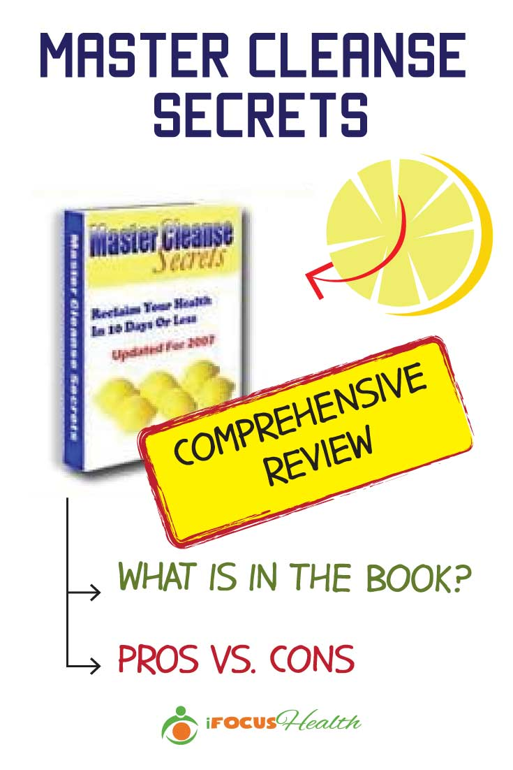 A Comprehensive Review of Master Cleanse Secrets