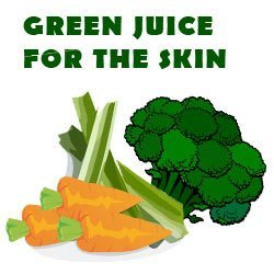 green juice recipe for skin