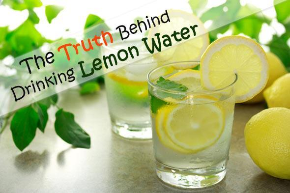 Lemon water diet