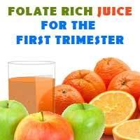juice recipes for pregnancy
