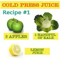 cold pressed juice recipes