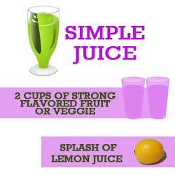 simple cold pressed juice recipe