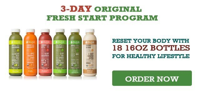 suja juice 3 day cleanse review