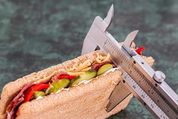 calories checking