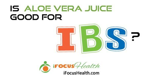 aloe vera juice for ibs
