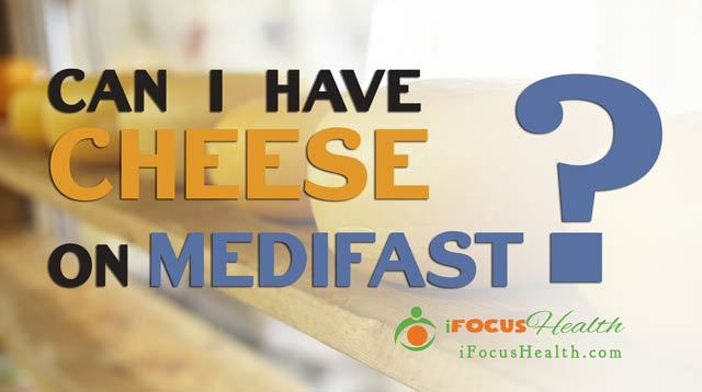 cheese on medifast