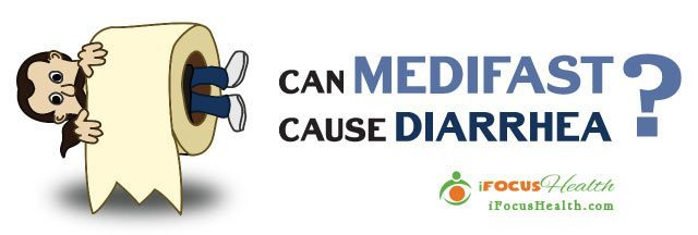 can medifast cause diarrhea