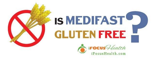 is medifast gluten free
