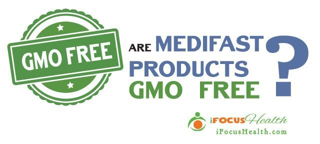 does medifast contain gmo