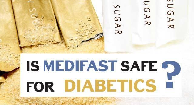 is medifast safe for diabetics