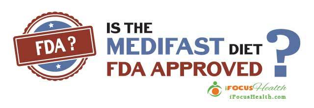 is the medifast diet fda approved