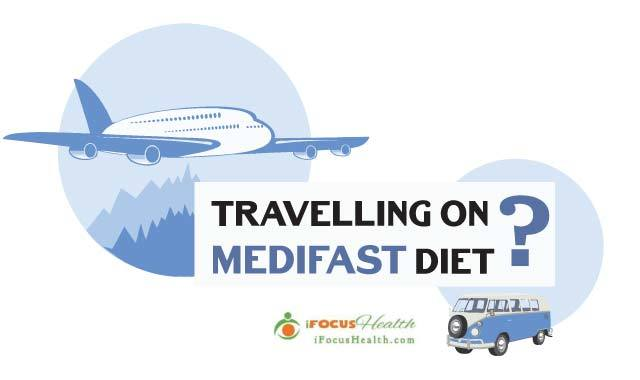 travelling on medifast