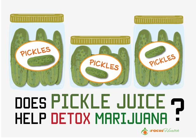 pickle juice marijuana detox