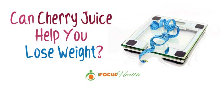 cherry juice weight loss