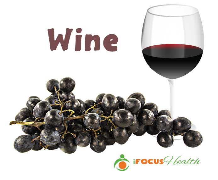 grape juice and wine difference