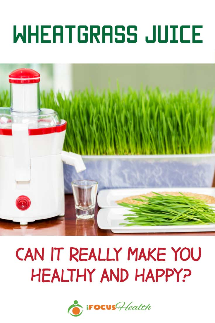 Can Wheatgrass Juice Really Make You Healthy?