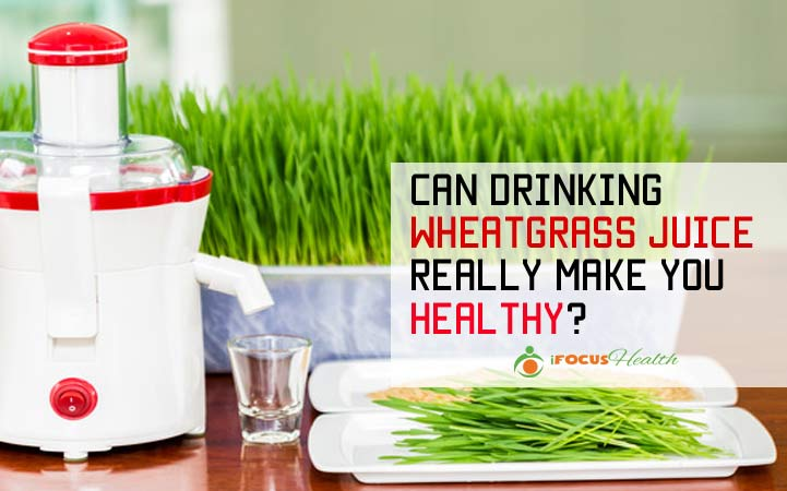 wheatgrass for health