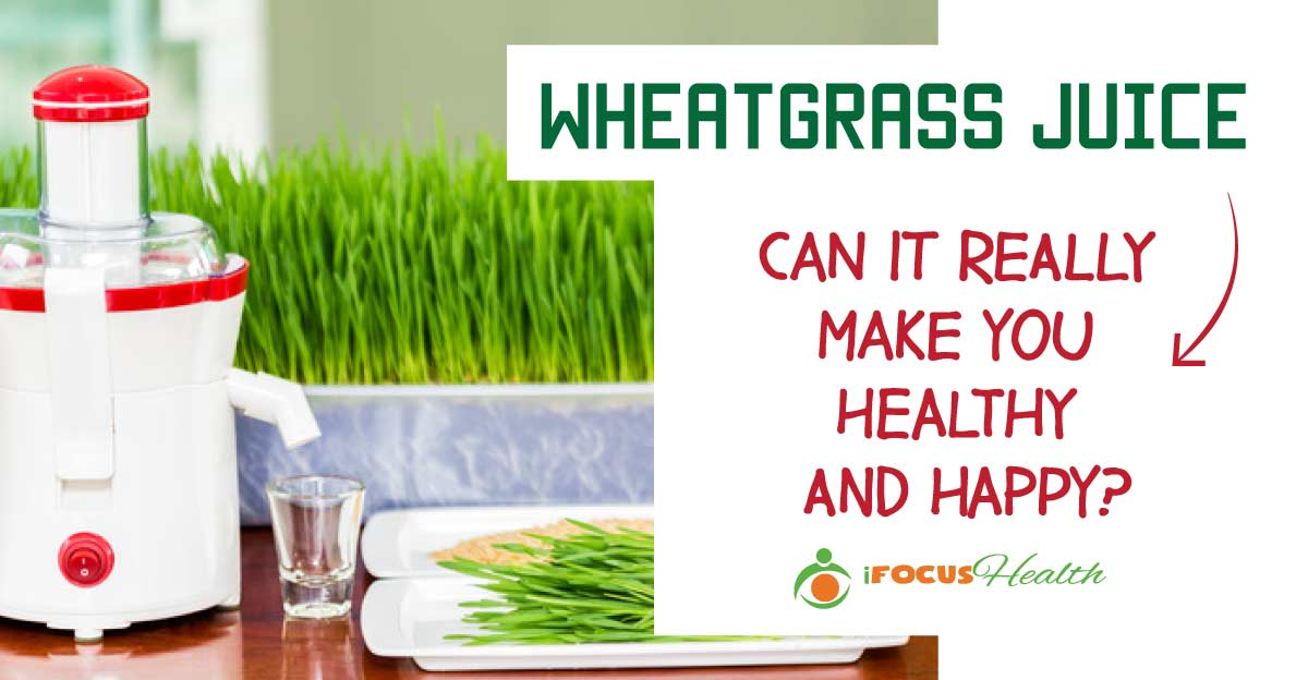 How Much Wheatgrass Juice Should I Drink