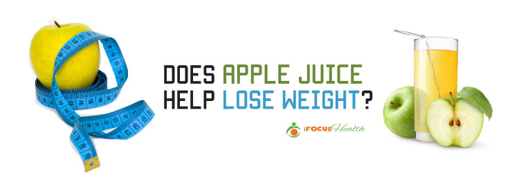 apple juice and weight loss