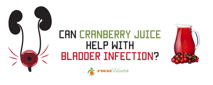 cranberry juice for bladder infection