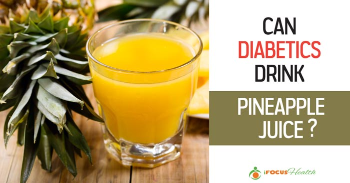 is pineapple juice good for diabetics
