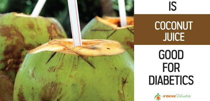 can diabetics drink coconut water