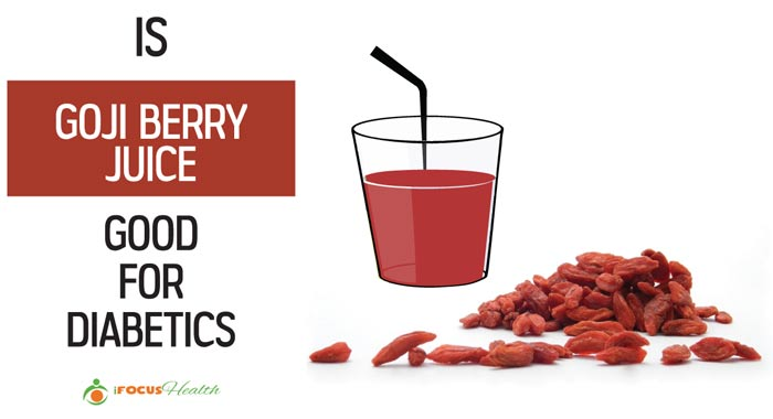is goji berry juice good for diabetics