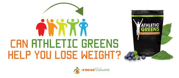 athletic greens weight loss
