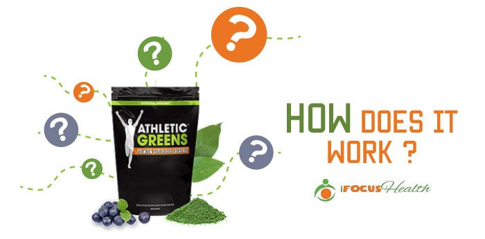 how does athletic greens work