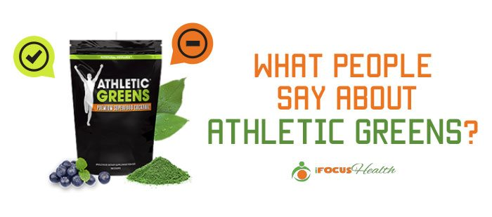 athletic greens reviews