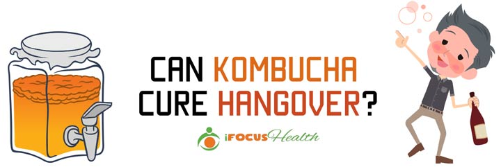 kombucha for hangover
