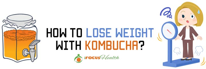 kombucha for weightloss