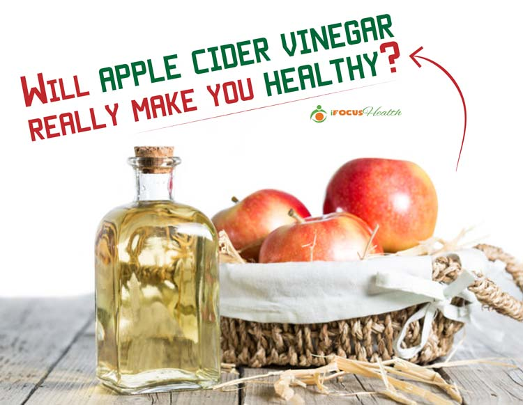 does apple cider vinegar make you healthy