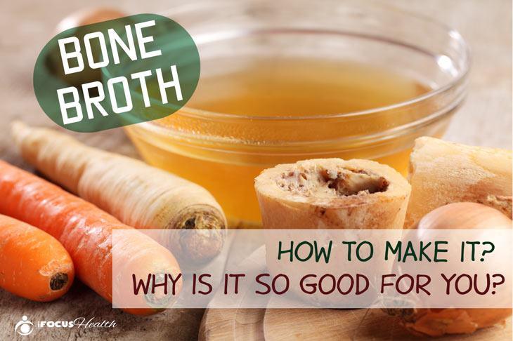 bone broth how to make